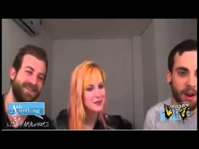 Paramore Saturday Night Online (Subtítulos en Español) Videos De Viajes