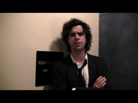 Hamish Linklater on Anyone But Me I watch. Do you Watch?