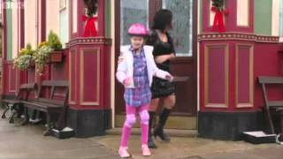 EastEnders | Tiffany Butcher (25th December 2011)