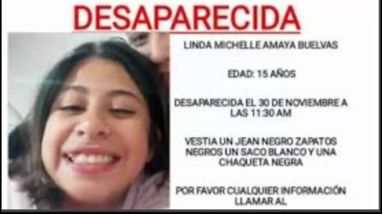 Capturados responsables del Caso linda Michelle Amaya quien perdió la vida por recuperar su teléfono
