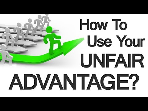How To Harness Your Unfair Advantage | 3 Ways To Leverage Your Uniqueness As A Human Being