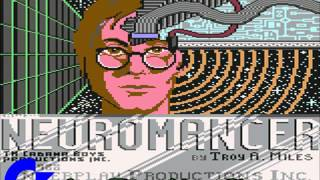 [Neuromancer] Some Things Never Change (Commodore 64)