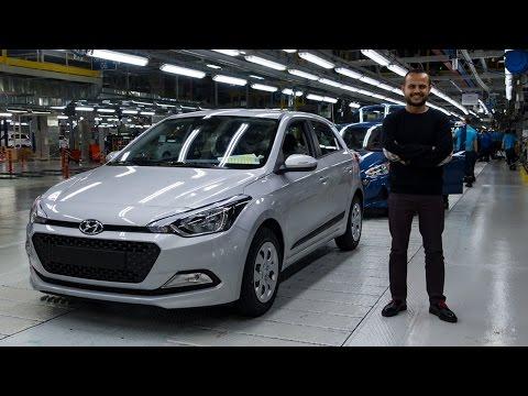Hyundai Assan Fabrikas Hyundai i10 Lansman V LOG