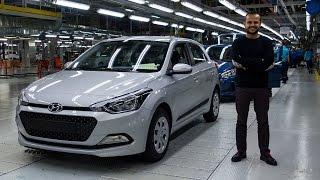 Hyundai Assan Fabrikası & Hyundai i10 Lansmanı | V-LOG