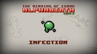 Binding of Isaac: Alphabirth - Infection
