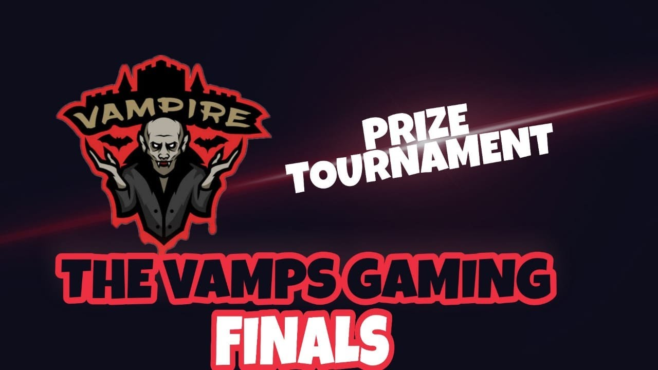 THE VAMPS GAMING | 5TH TOURNAMENT | FULL 🔥 | FINAL ZONE | 01/06/2020