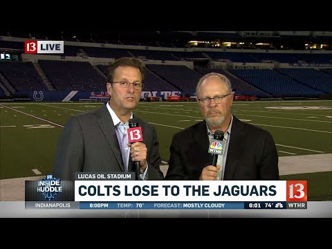 Calabro and Kravitz on Colts loss