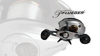 Pflueger Supreme Baitcast Reel Review [and Bass Fishing Lipless Crankbaits]