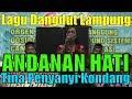 Andanan Hati Nuridosia Tina Dangdut Lampung Orgen Tunggal House DJ Remix Lampung TImur Terbaru