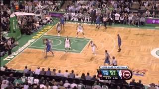 2009 ECSF - Orlando vs Boston - Game 1 Best Plays