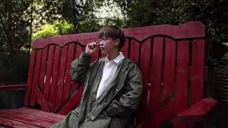 【男士風衣冬季2017新款韓版中長款帥氣披風寬松外套潮】 thumbnail