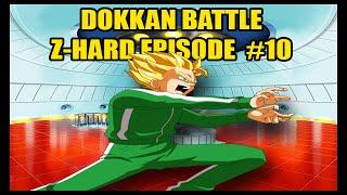 DBZ Dokkan Battle Z Hard #10 - I HATE YOU MR. SATAN
