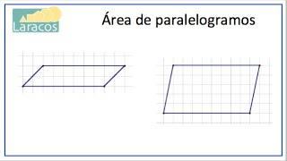 Area paralelogramos (cuatro ejemplos)