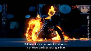 Ghost Rider In The Sky Sub Español HD
