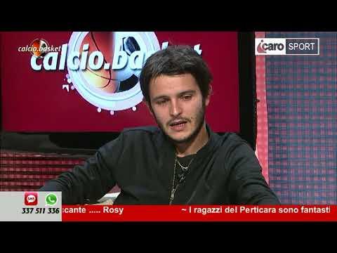 Icaro Sport. Calcio.Basket del 25 settembre 2017, la 2a parte
