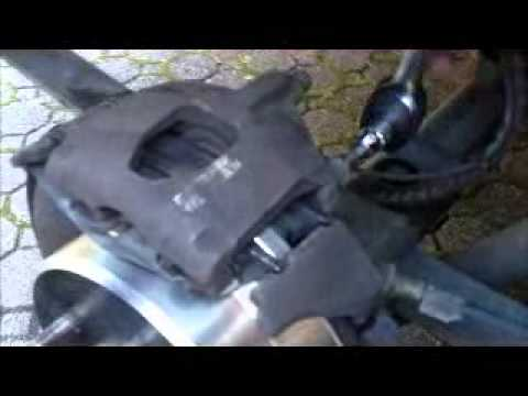 Rear disc brake job 2007 dodge grand caravan youtube publicscrutiny
