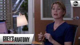 Meredith and Alex Talk – Grey's Anatomy Season 15 Episode 3