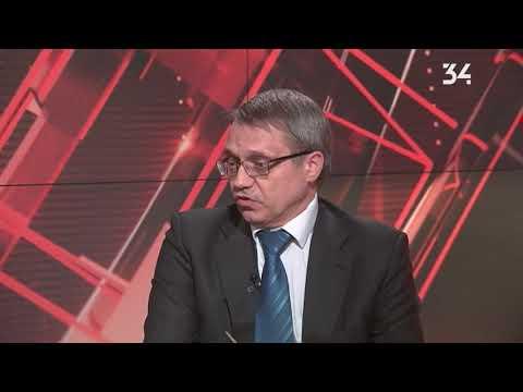 34 телеканал: Гость студии: директор ДТЭК Приднепровская ТЭС Сергей Дегтяренко