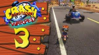 crash bandicoot 3 n sane trilogy ita parte 3 team racing?