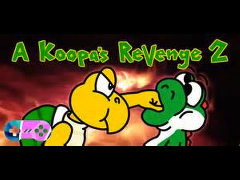 Adventures of koopa shyguy and goomba koopa s revenge 2 part 1