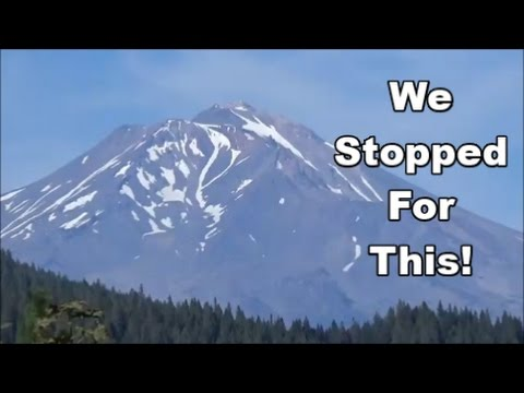 California to Medford, Oregon Road Trip