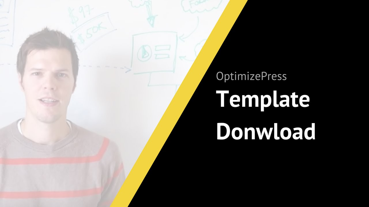 Optimizepress custom homepage tutorial build an influencer home.