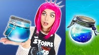 FORTNITE ITEMS IN REAL LIFE CHALLENGE