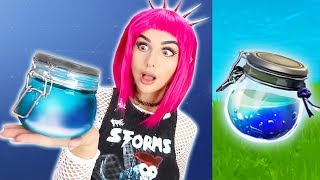 Download FORTNITE ITEMS IN REAL LIFE CHALLENGE Mp3 and Videos