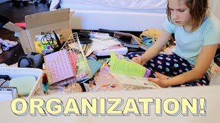Spring Cleaning and Organizing Winter Edition! (Trying Marie Kondo Method!!)