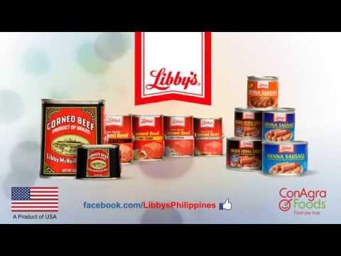 LIBBYS CARTOON NETWORK PHILIPPINES AD