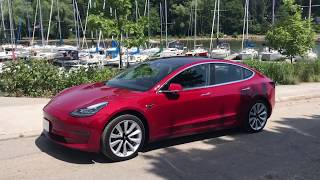 плюсы и минусы Тесла Модель 3 (Tesla Model 3). Часть вторая
