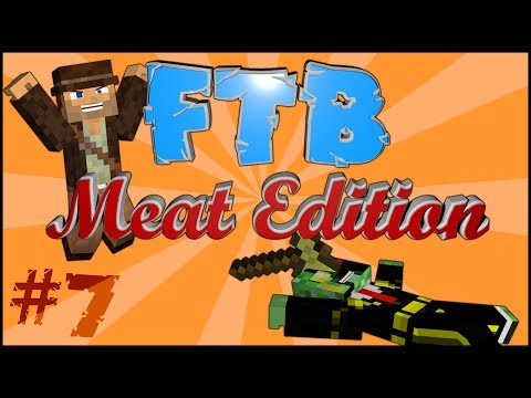 FTB Meat Edition - Force Solar Panel & You Guys Are Amazing #7