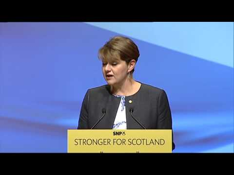 Leanne Wood - Speech to SNP Conference November 2014