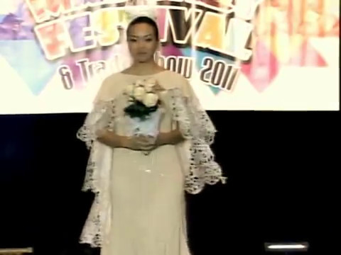 Philippine Designer Renee Salud Bridal Gown collection 2011 - YouTube