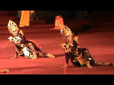 Pesta Kesenian Bali ke-XXXVIII, Tari Kreasi Omed Omedan