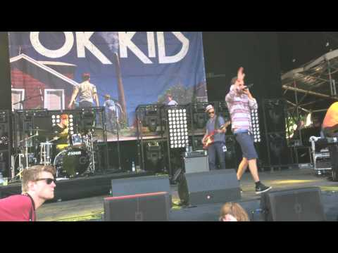 OK KID - Stadt Ohne Meer Live @ Parklichter 2013