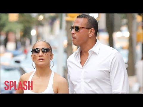 Jennifer Lopez Hired P.I. to Follow Alex Rodriguez | Splash News TV