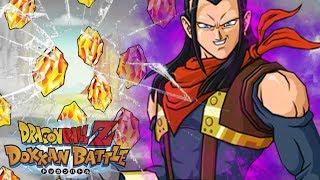 SO SCHNELL SCHON 'ER' ?! | Super 17 Banner Summons ★ Dokkan Battle [German/Deutsch]