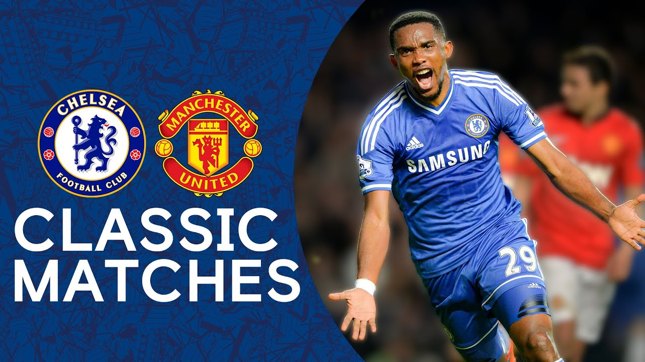 Download Chelsea 3-1 Man United   Samuel Eto'o Scores Premier League Hat-Trick   Classic Highlights