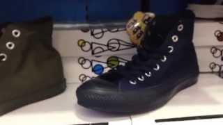 靴 CONVERSE コンバース ジャックパーセル RSC レザーオールスター 和歌山