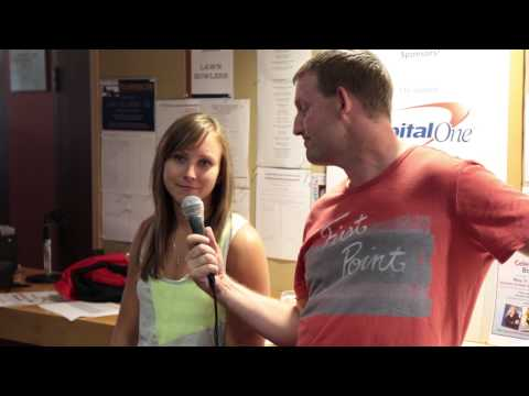 Capital One Celebrity Bonspiel - Peter Steski Interviews Rachel Homan