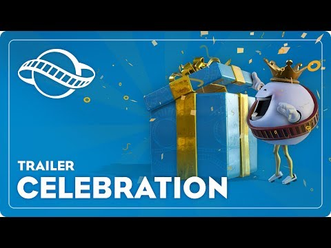 Planet Coaster's Celebration Trailer