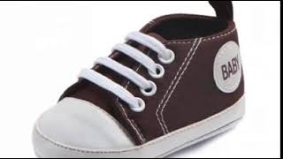 BYBG Baby Canvas Shoes - Discount 40% off on Amazon now.Only needs $5.99