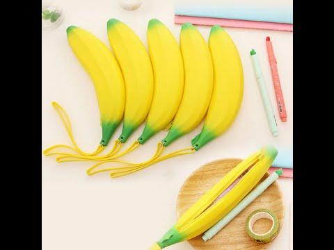 Бананы из бутылок своими руками
