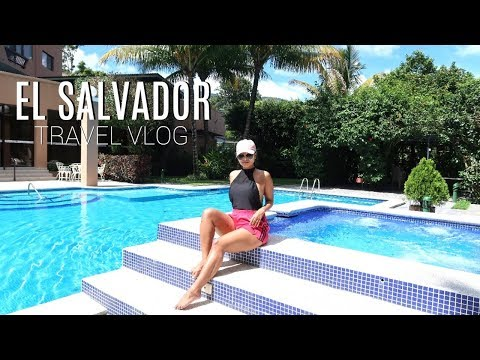 EL SALVADOR TRAVEL GUIDE! Pupusas, Pollo Campero, Atol de El