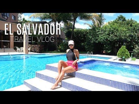 EL SALVADOR TRAVEL GUIDE! Pupusas, Pollo Campero, Atol de Elote, y Más!
