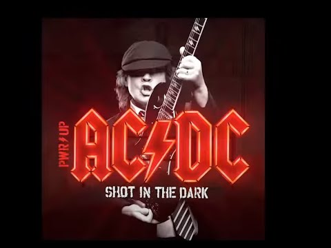 "AC/DC new song ""Shot In The Dark"" out on Wednesday, October 7 off ""PWR/UP"""
