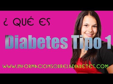 Diabetes Tipo 1 | Los Sintomas tratamiento y caracteristicas del la Diabetes Tipo 1