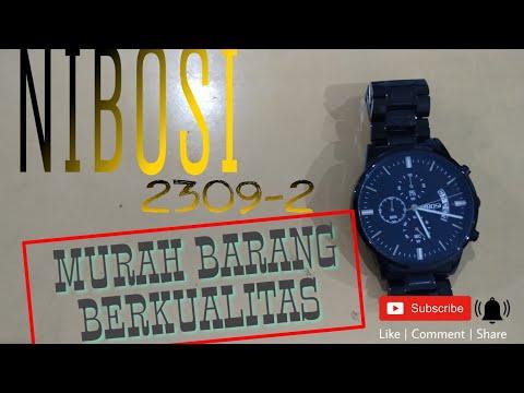 Review Jam Tangan Nibosi 2309-2 - Chronograph Aktif Harga Bersahabat
