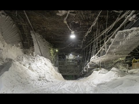 Salt Mine Documentary: History Of Salt Mining - Classic Docs